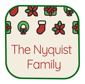 Nyquist Family Sponsor